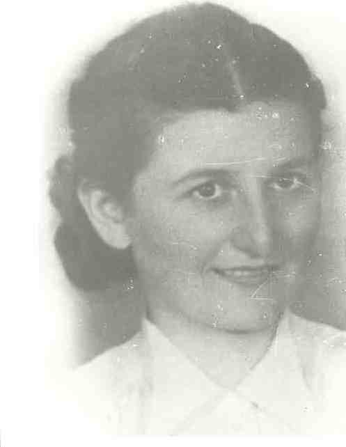 Соња Маринковић (Фотографија у публикацији_ Ђорђе Момчиловић, Зрењанинске ватре, Зрењанин 1987)