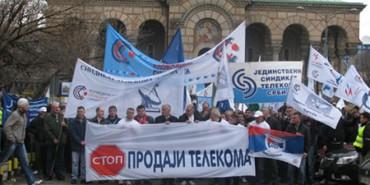 Stop prodaji Telekoma